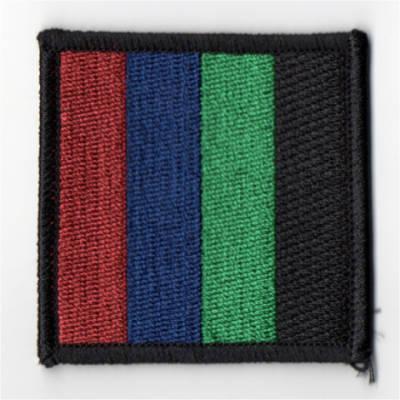 DZ Flash Para Regt. RHQ (New 4 Colour)