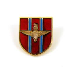Parachute Regiment Shield Lapel Badge