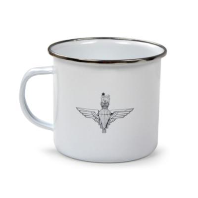Enamel Mug - Parachute Regiment