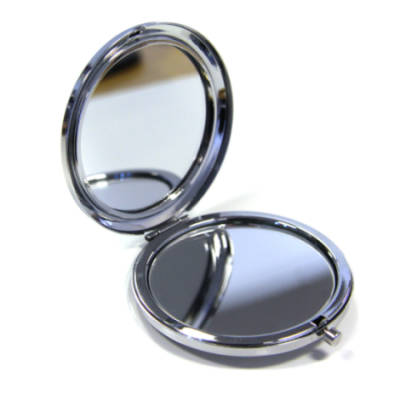 Engraved Compact Mirror - Para or Pegasus