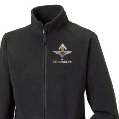 Fleece Jacket - Black - Pathfinders