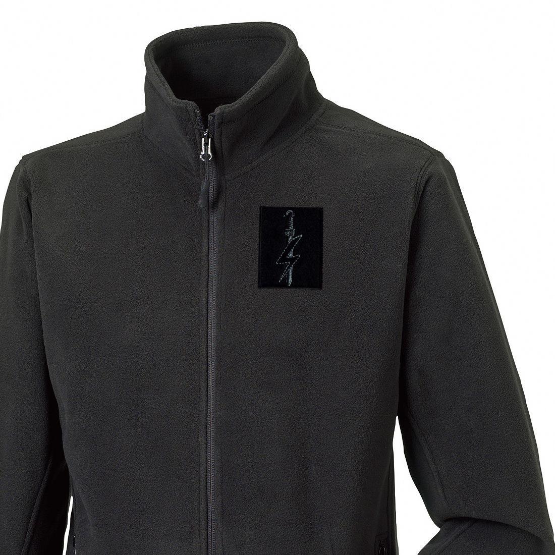 Fleece Jacket - Black - SFSG (Black Subdued)