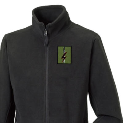 Fleece Jacket - Black - SFSG