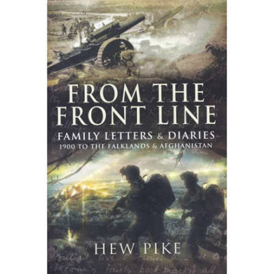 From The Front Line By Hew Pike (Book)