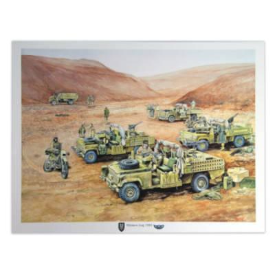 Gulf War Print