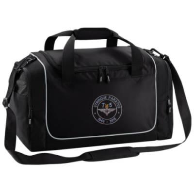 Gym Bag - Black - Airborne 75 (Para)