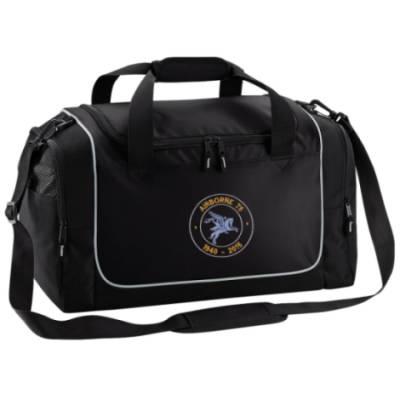 Gym Bag - Black - Airborne 75 (Pegasus)