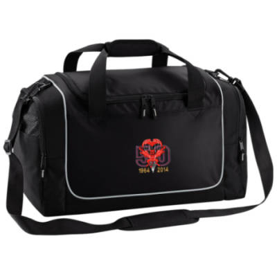 Gym Bag - Black - Red Devils 50th