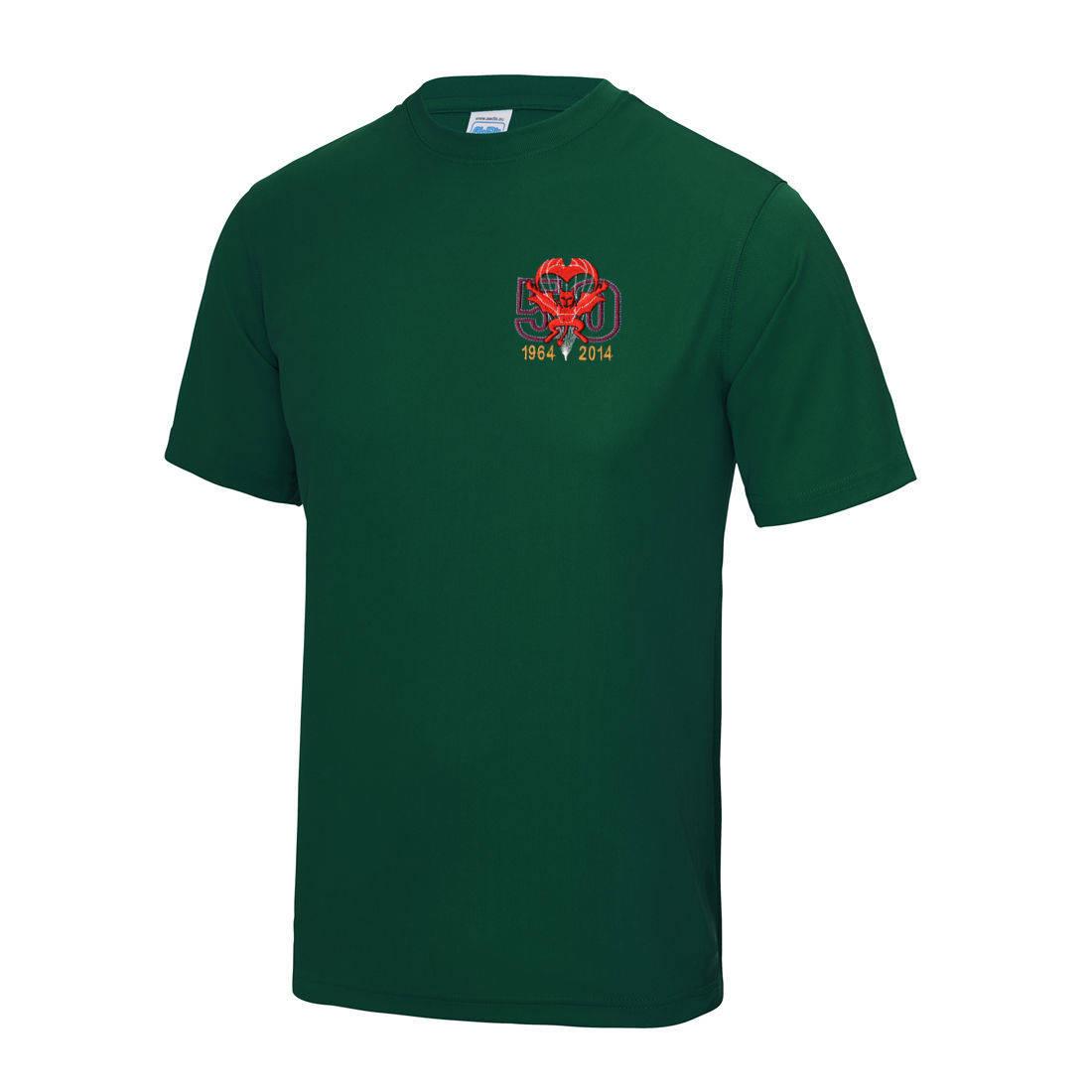 Gym Training T Shirt The Airborne Shop