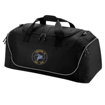 Holdall Bag - Black - Airborne 75 (Pegasus)