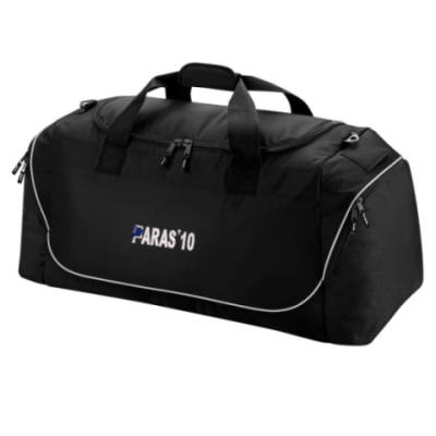 Holdall Bag - Black - Paras 10