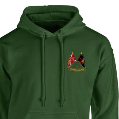 Hoody - Green - Presentation of Colours 2021