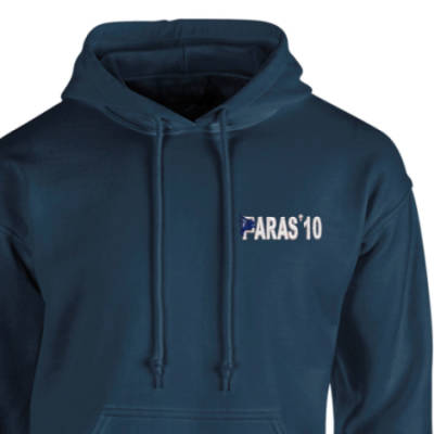Hoody - Navy - Paras 10