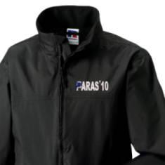 Lightweight Hydra-Shell Jacket - Black - Paras 10