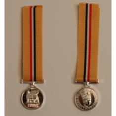 Iraq (OP Telic 2) Miniature Medal