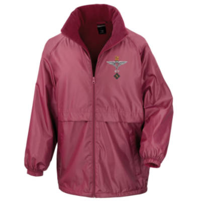 Lightweight Fleece Lined Jacket