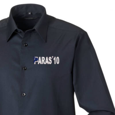 Long Sleeved Shirt - Black - Paras 10