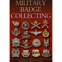 Military Badge Collecting By John Gaylor (Book)