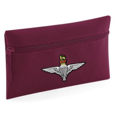 Multi Function Storage Pouch - Maroon