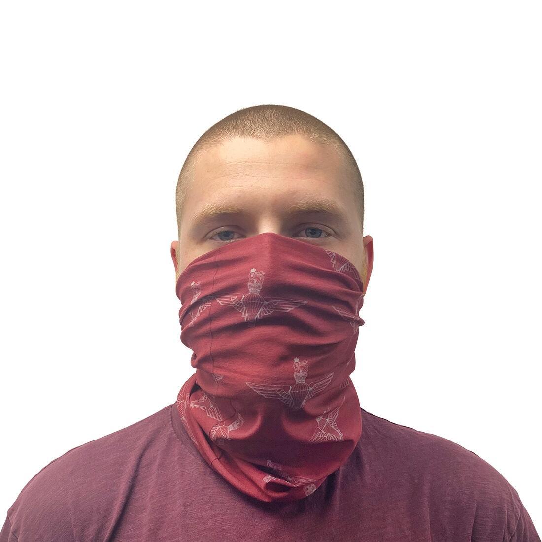 Stretchable Multipurpose Face Covering / Bandana - Para