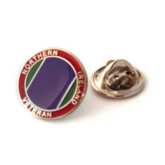 Northern Ireland Veteran Lapel Badge