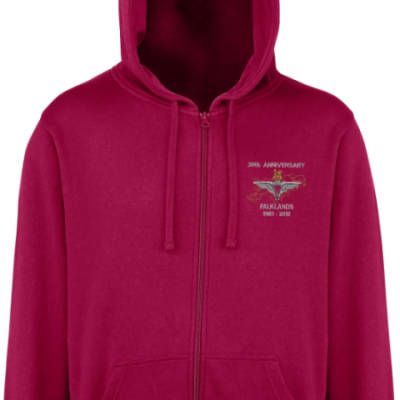Onesie (All-in-One) - Maroon - Falklands 30th