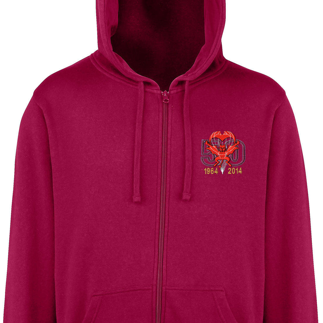 Onesie (All-in-One) - Maroon - Red Devils 50th