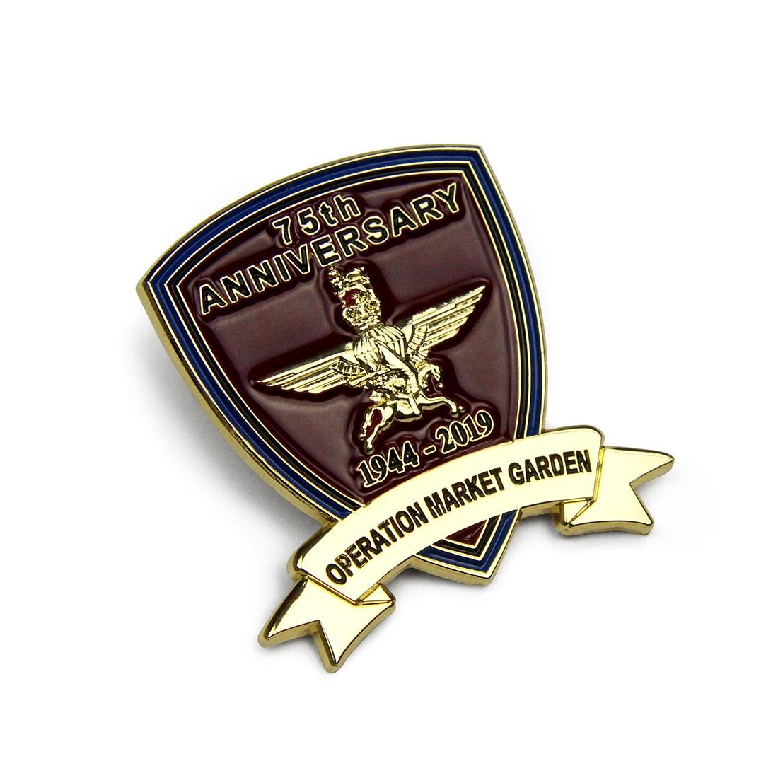 Operation Market Garden 75th Anniversary Lapel Badge