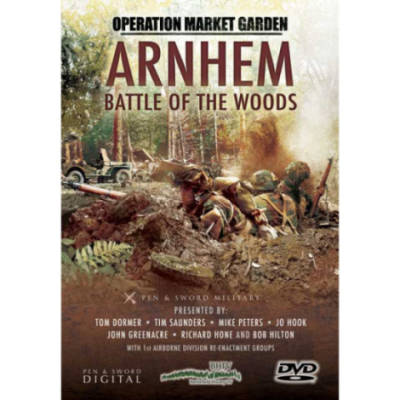 DVD - Operation Market Garden - Arnhem, Battle Of The Woods