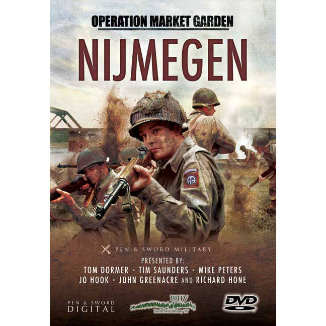 DVD - Operation Market Garden - Nijmegen