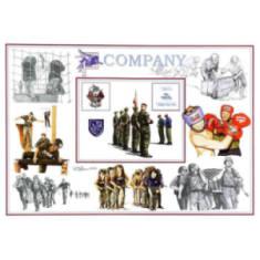 Personalised P Company Print by Craig Johnson
