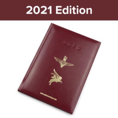 2021 Para & Pegasus A5 Diary