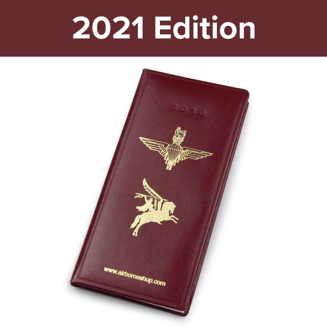 2021 Para & Pegasus Pocket Diary