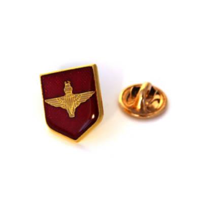 Para Shield Tie Tack or Lapel Pin