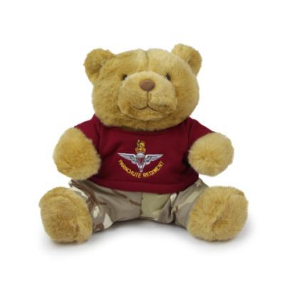 Para Teddy Bear with Para T-Shirt (10in)