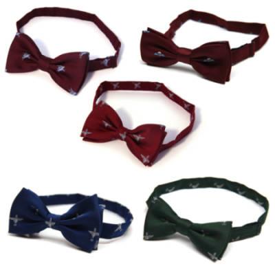 Para or Pegasus Bow Tie (Tied, Polyester)
