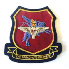 Parachute Regiment (Para & Pegasus) Blazer Badge
