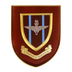 Plaque - Parachute Regiment