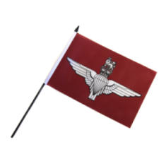 Parachute Regiment Small Hand Flag