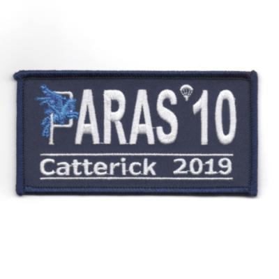 Paras 10 Woven Patches - Catterick 2019