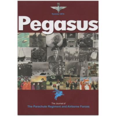 Pegasus Journal - Summer 2016