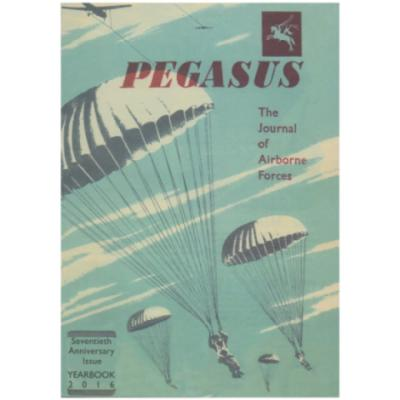 Pegasus Journal - 2016 Yearbook