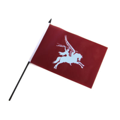 Pegasus Small Hand Flag