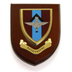 Plaque - Pathfinder Platoon