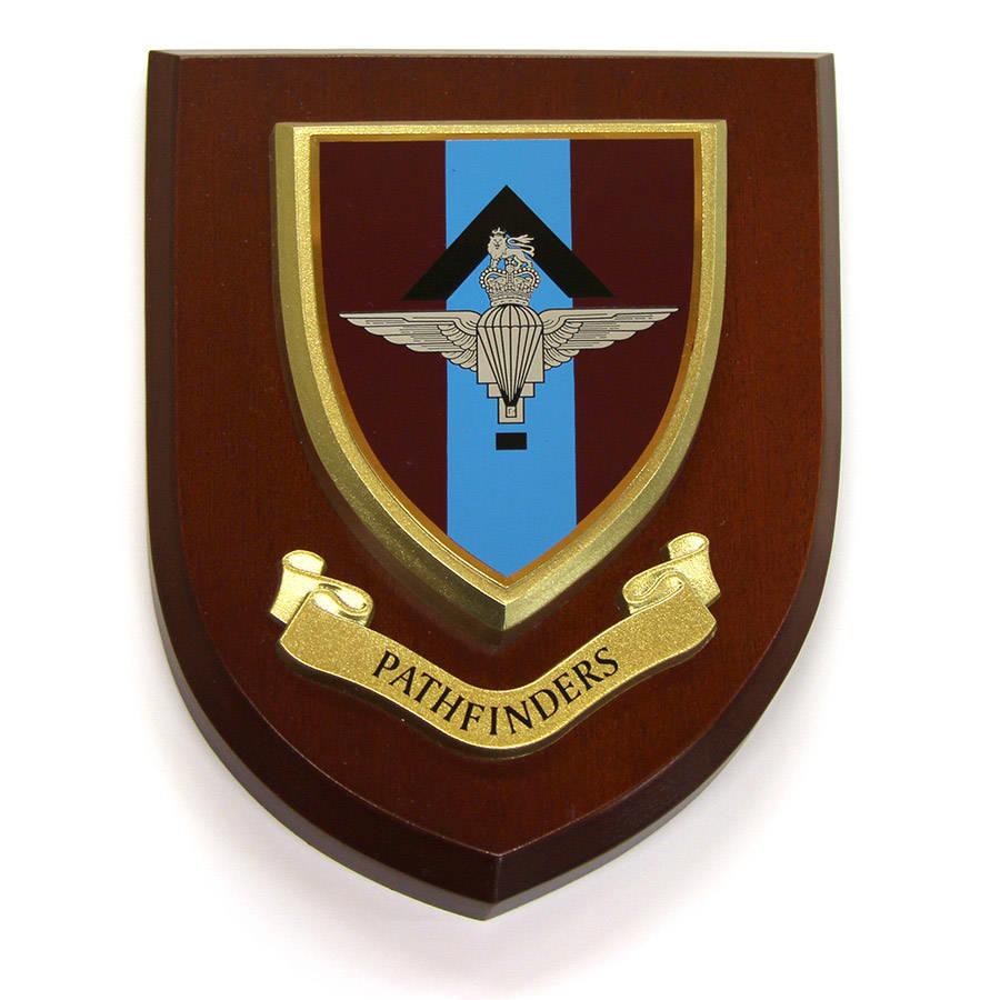 Plaque - Pathfinder Platoon
