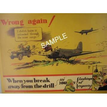 Parachute Regiment Vintage Recruitment Posters - 8