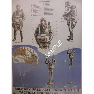 Parachute Regiment Vintage Recruitment Posters - 11