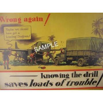 Parachute Regiment Vintage Recruitment Posters - 12