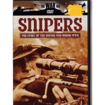 DVD - Snipers: The Story Of The Sniping War In During WWII