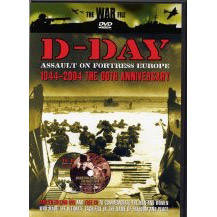 DVD - D-Day Assault On Fortress Europe